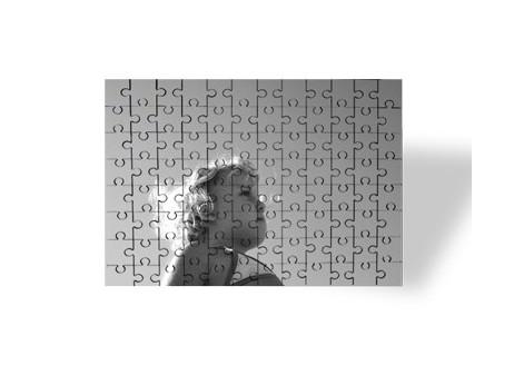 Puzzle 96 pièces en Bois